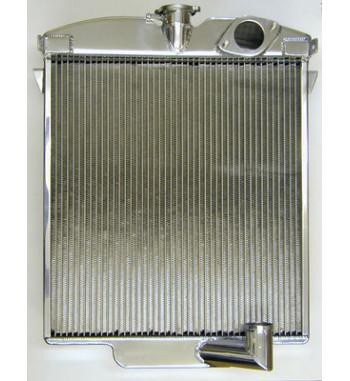 XK120 Aluminium Radiator...